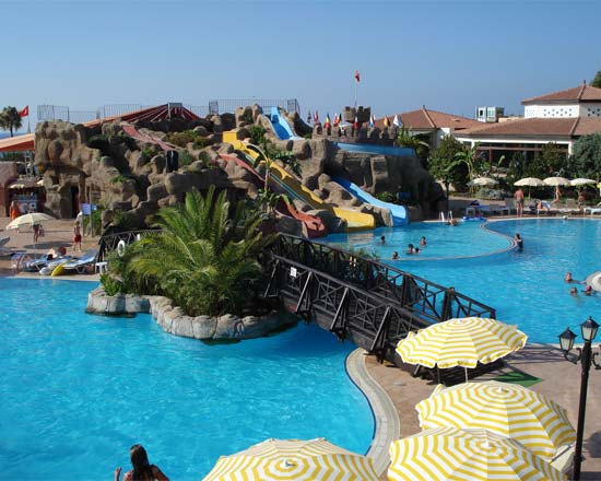 Отель Club Gypsophila Holiday Village