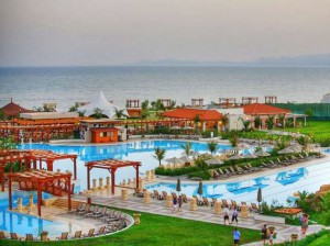 Отель Ela Quality Resort в Турции
